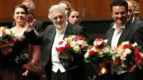 Placido Domingo pirmą kartą koncertavo po įtarimų dėl priekabiavimo