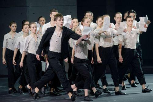 """Lietuvių baletą """"Procesas"""" pamatys pasaulis"""