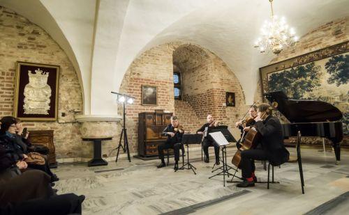 Čiurlionio kvartetas kviečia leistis į muzikinį Baltijos kelią