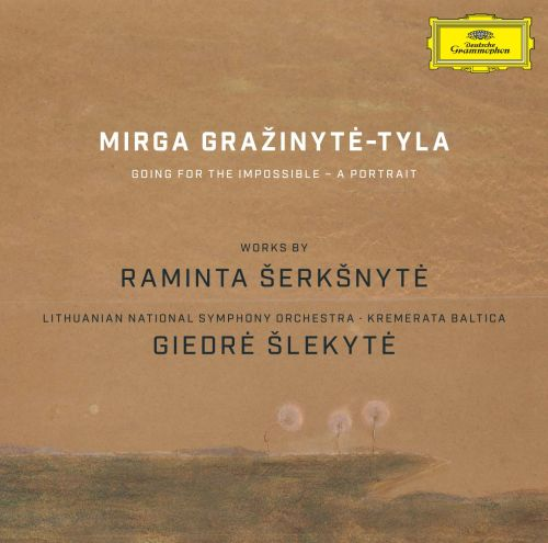 """CD pristatymas. Beveik neįmanoma – Lietuvos muzika """"Deutsche Grammophon"""" kataloge"""