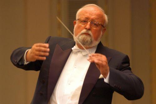 """K. Penderecki """"Polish Requiem"""" (""""Lenkiškasis Requeim"""")"""