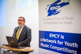 Antroji EMCY tarptautinė konferencija vyko Lietuvoje
