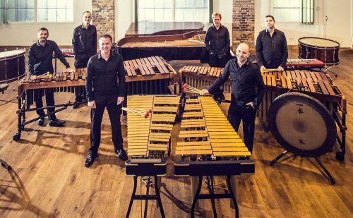"""Į Vilnių sugrįžta charizmatiškasis """"Grammy"""" laimėtojas Colin Currie – su savo perkusininkų grupe"""