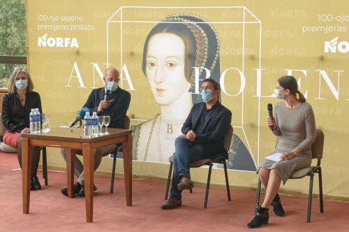"""""""Ana Bolena"""": operos premjera, verta lietuvių pasididžiavimo"""