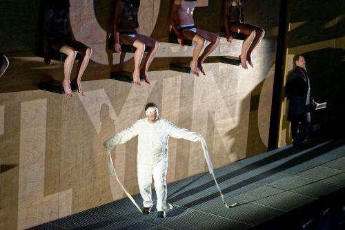 Bulgarų tenoro K. Chanevo mirtis sukrėtė jo scenos partneres Vilniuje