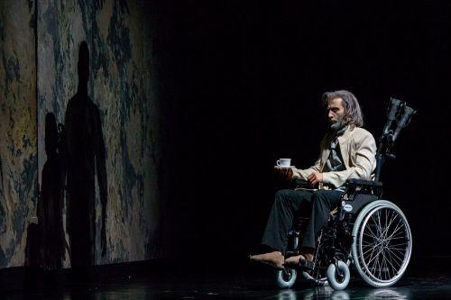 """Į sceną veržiasi nekantraujantis """"Faustas"""""""