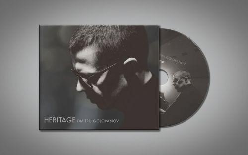 """Išleistas naujas Dmitrijaus Golovanovo solinis albumas """"Heritage"""""""
