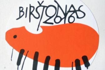 Birštonas Jazz'2016 dienoraštis