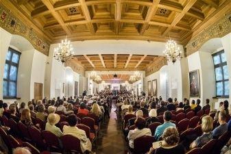 Prabangusis J.S.Bacho barokas lenkų muzikų rankose