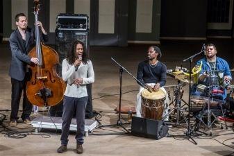 Gregory PRIVAT kvintetas: šiltieji saulėtosios Martinikos garsai