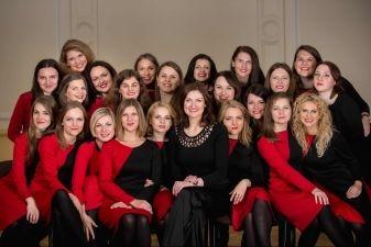 Vilniaus Bernardinu bažnyčioje - jungtinis Švedijos ir Lietuvos merginų chorų koncertas