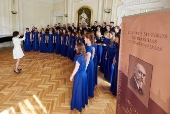 Lietuvos muzikos patriarcho Juozo Naujalio chorų festivalis-konkursas