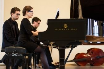 XIII Baltijos muzikos akademijų fortepijoninės muzikos festivalio įspūdžiai