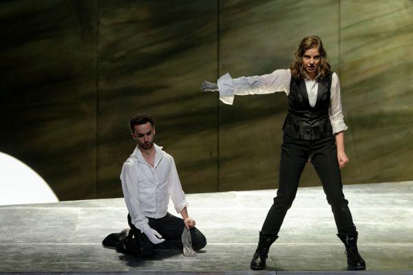 Vincenzo BelliniKAPULEČIAI IR MONTEKIAI,Opera