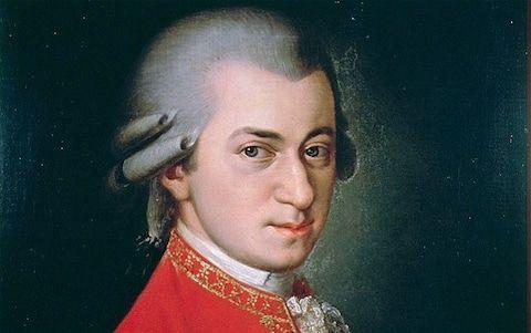 Mozarto muzikos efektas
