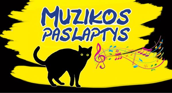 MUZIKOS PASLAPTYS
