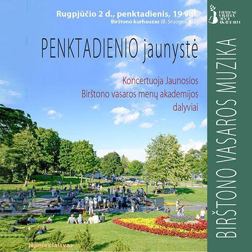 PENKTADIENIO JAUNYSTĖ