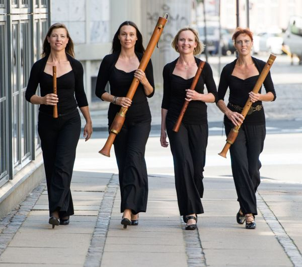 """Išilginių fleitų kvartetas """"Sirena"""""""