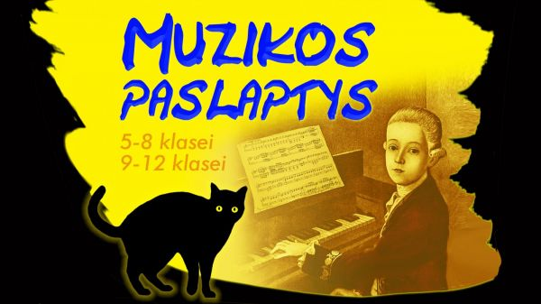MUZIKOS PASLAPTYS (2)