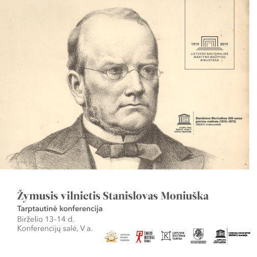 "S. Moniuška. Keturiois ""AUŠROS VARTŲ LITANIJOS"