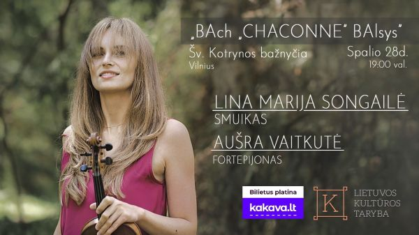 """,,BAch ,,CHACONNE"""" BAlsys"""""""