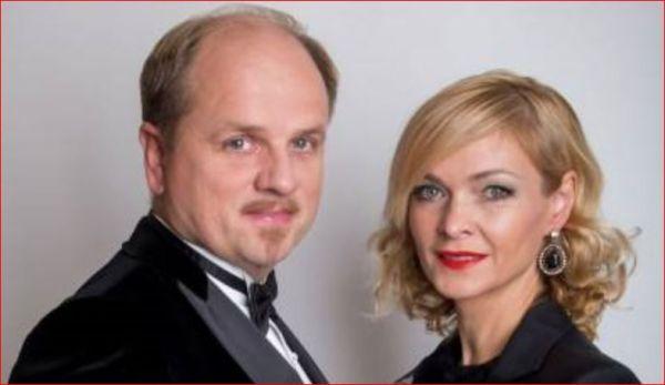 K.Zmailaitė ir E. Seilius. Pasiruošimas įrašams nuo 13-19 val.