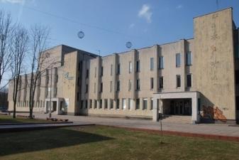 Jonavos kultūros centro Mažoji salė
