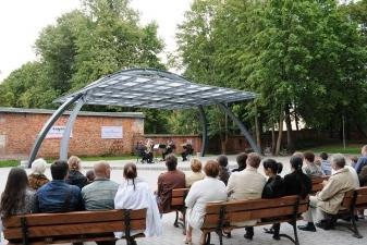 Klaipėdos koncertų salės parko estrada