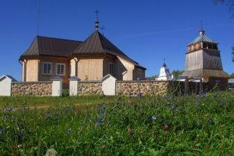 Lietuvos liaudies buities muziejaus Švč. Mergelės Marijos bažnyčia