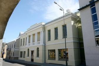 Panevėžio apskrities Gabrielės Petkevičaitės-Bitės viešoji biblioteka