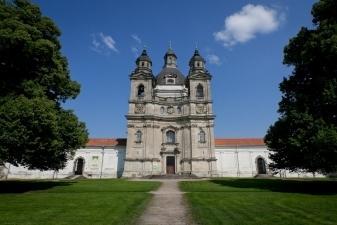 Pažaislio vienuolyno bažnyčia