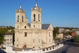 Šv Kryžiaus (Karmelitų) bažnyčia