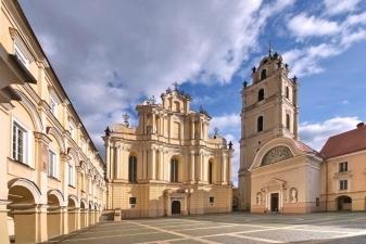 Šv. Jonų bažnyčia / Vilniaus Šv. Jono Krikštytojo ir Šv. Jono apaštalo ir evangelisto bažnyčia