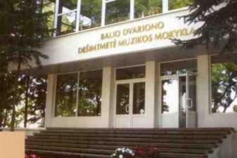 Vilniaus Balios Dvariono dešimtmetė muzikos mokykla