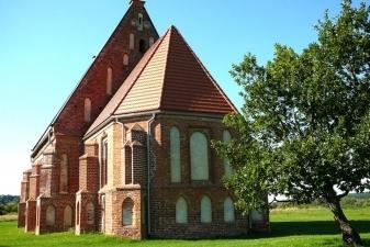 Zapyškio Šv. Jono Krikštytojo paminklinė bažnyčia