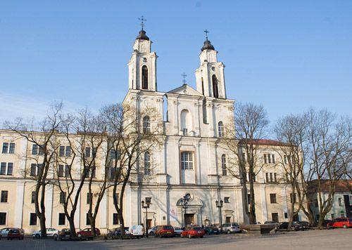 Kauno Šv. Pranciškaus Ksavero bažnyčia