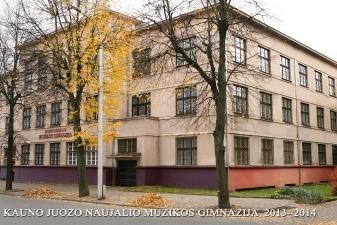 Kauno Juozo Naujalio muzikos gimnazija
