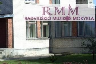 Radviliškio muzikos mokykla