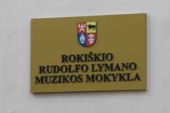 Rokiškio Rudolfo Lymano muzikos mokykla